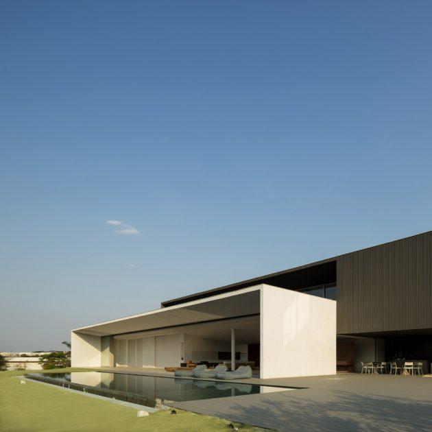 JY House by Studio Arthur Casas in Porto Feliz, Brazil
