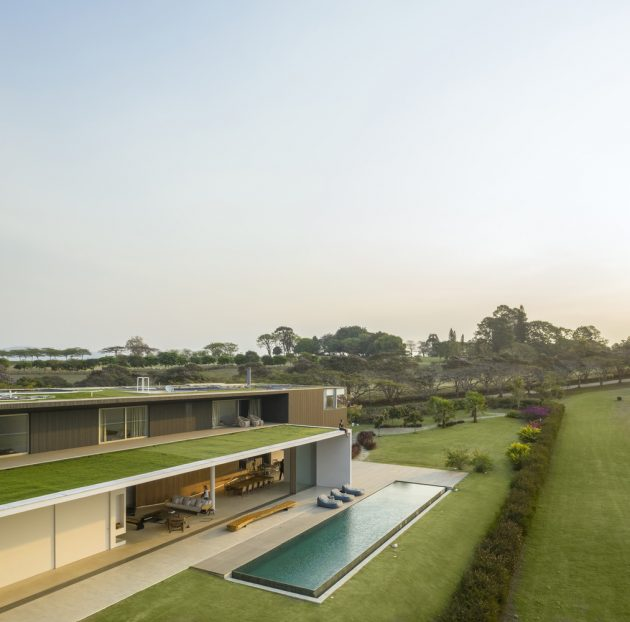 JY House by Studio Arthur Casas in Porto Feliz, Brazil