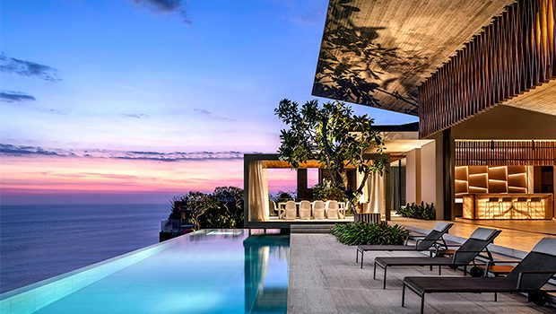 Project Uluwatu is SAOTA's first completed project in Bali