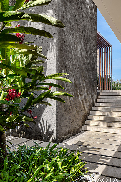 Project Uluwatu is SAOTAs first completed project in Bali