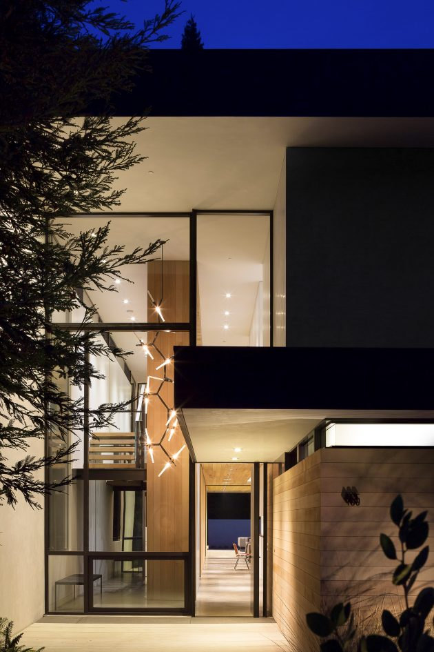 Tree House by Aidlin Darling in Palo Alto, California