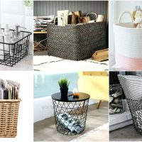 17 Most Practical Basket Storage Ideas That Everyone Should See