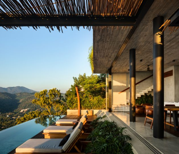 Z House by Zozaya Arquitectos in Zihuatanejo, Mexico
