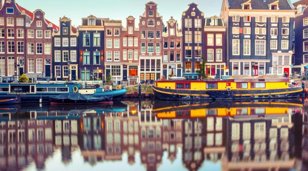 The Most Insta-worthy Spots in Amsterdam