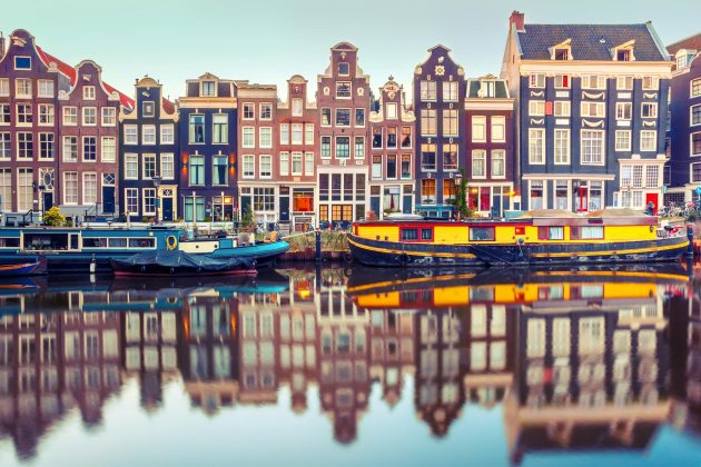 The Most Insta worthy Spots in Amsterdam