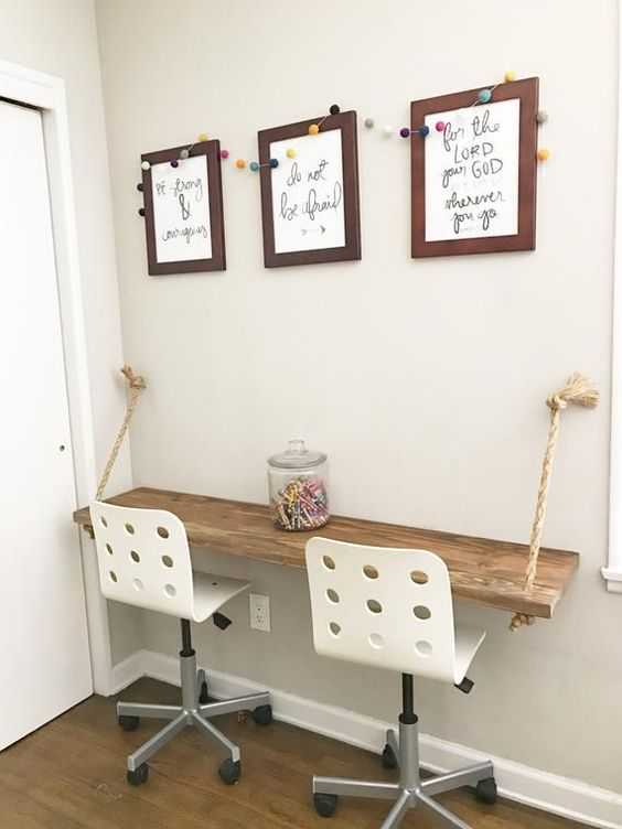 Beautiful and Creative Desk Ideas Any Kid Will Love