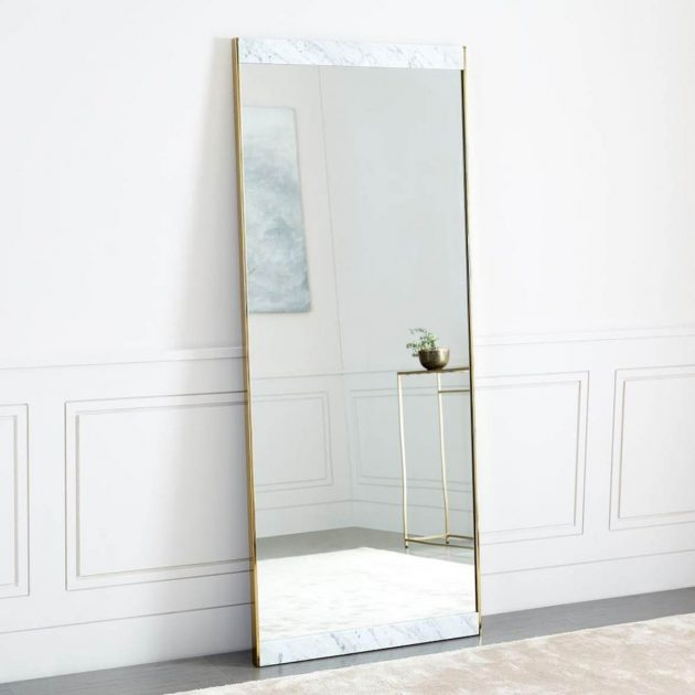Unique Wall and Floor Mirror Designs that Double as Art