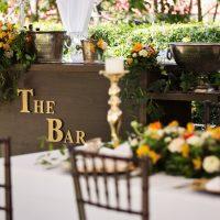How To Build a Functional Garden Bar Area