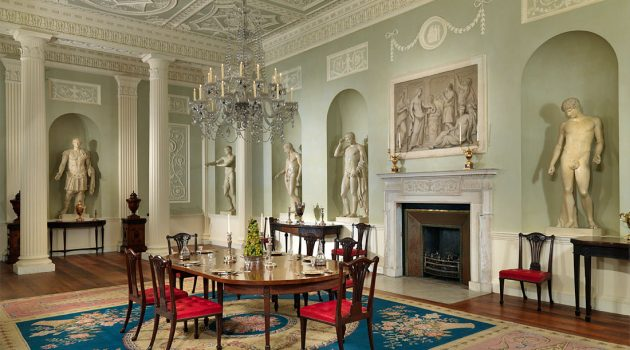 Modern Home and Interior Design in the Style of Shakespearean Times