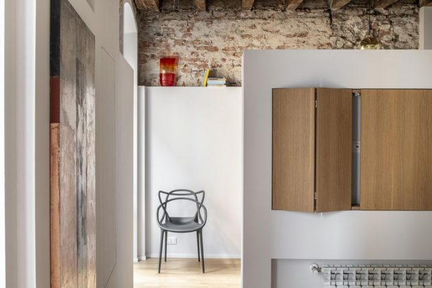 The Most Ingenious Studio Apartment Youll Ever See