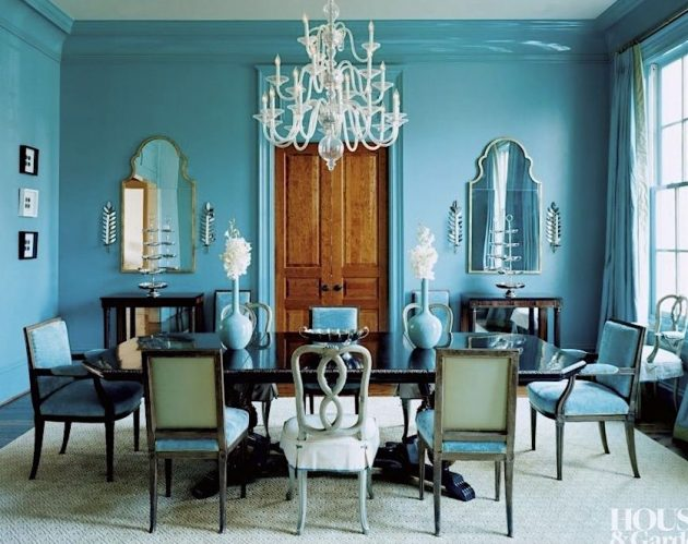 15 Magnificent Dining Room Designs With Charming Different Chairs