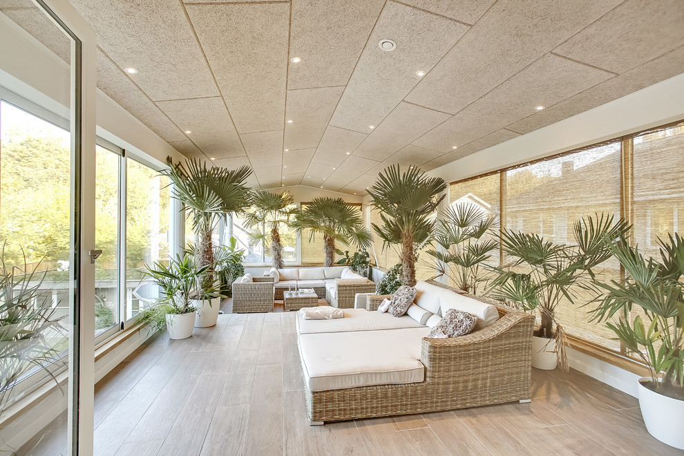 15 Appealing Mediterranean Sunroom Designs You'd Love To Have