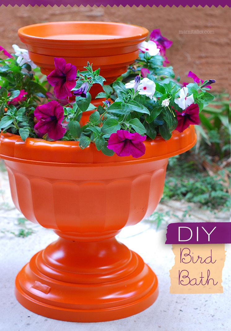 15 Astonishing DIY Garden Decor Ideas You Must Craft