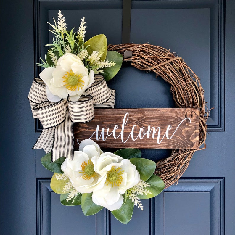 15 Awesome Handmade Summer Wreath Designs That Will Refresh Your Decor
