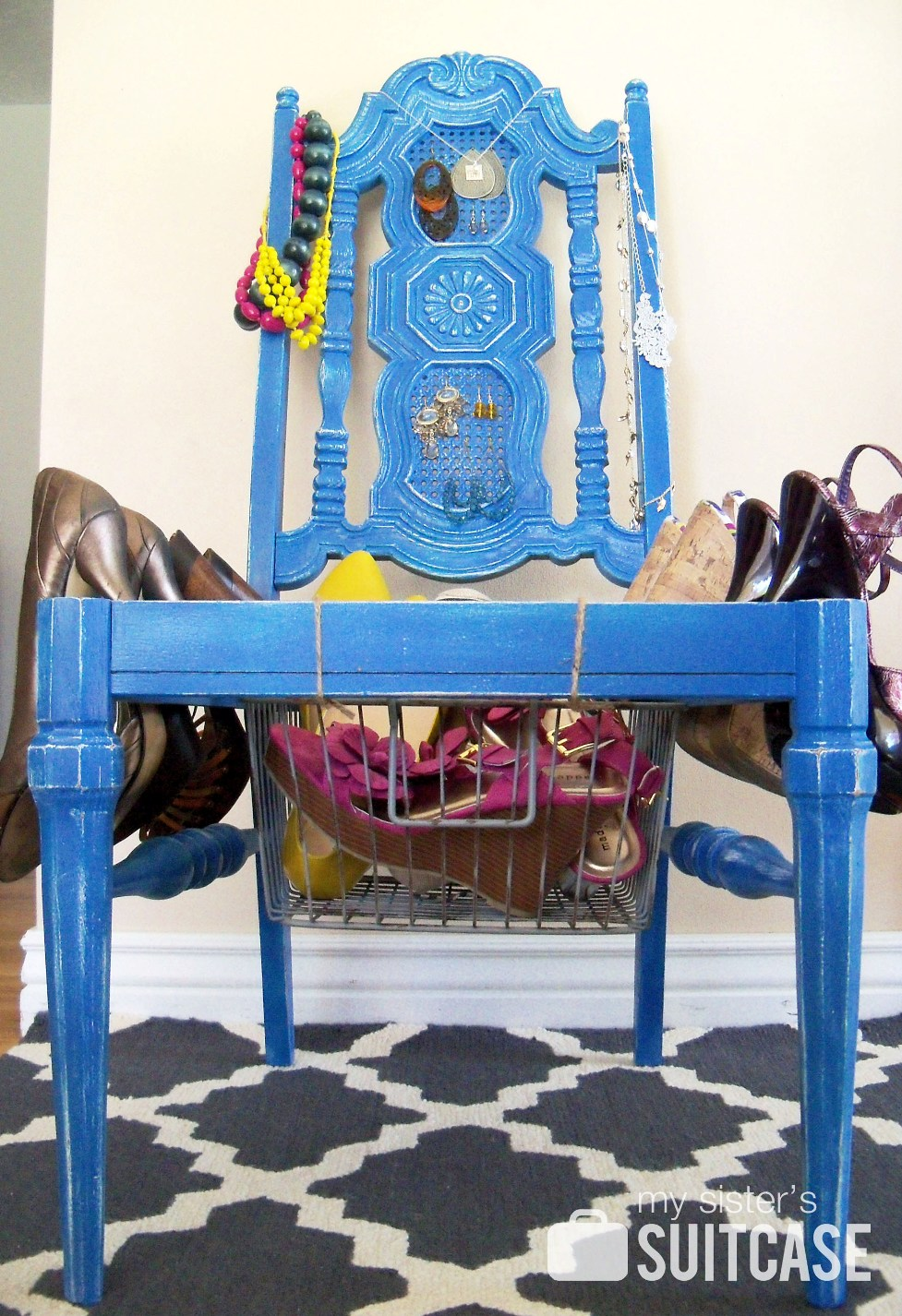 15 Awesome Ways To Repurpose Old Chairs Into Useful Items