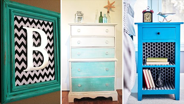 15 Cool DIY Teal Decor Projects For A Chic Farmhouse Look