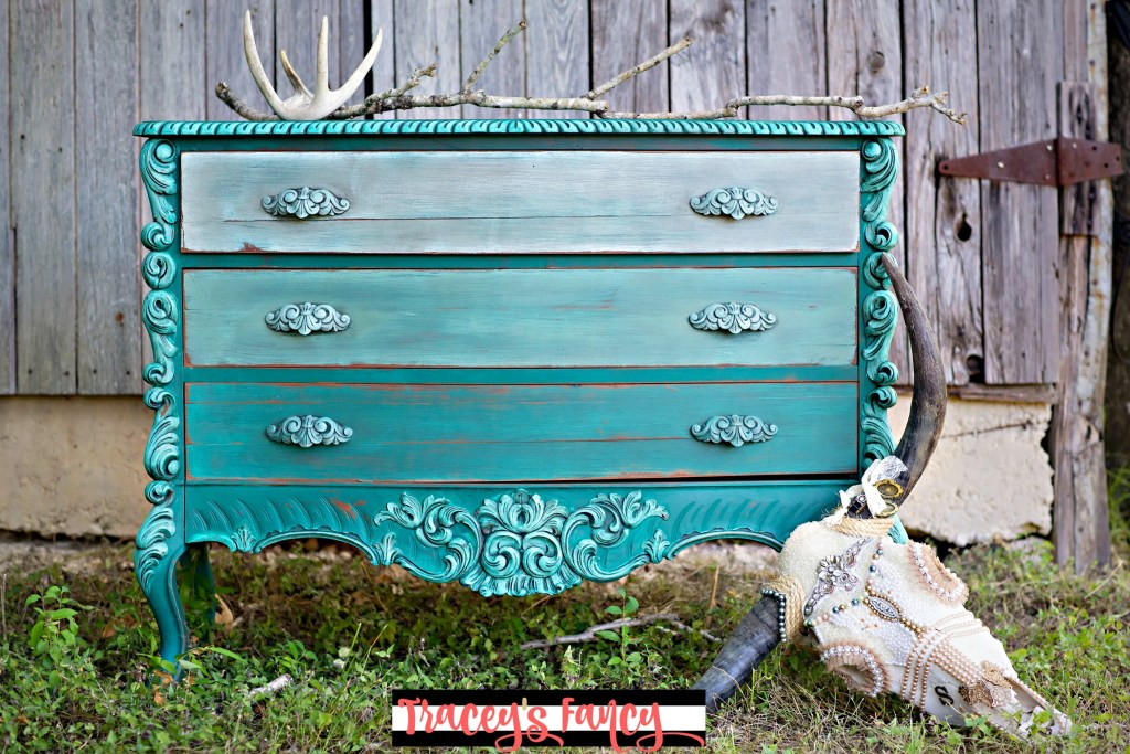 Painted Jewelry Armoire Diy