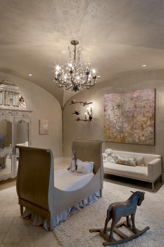 15 Dreamlike Mediterranean Nursery Decor Designs For The