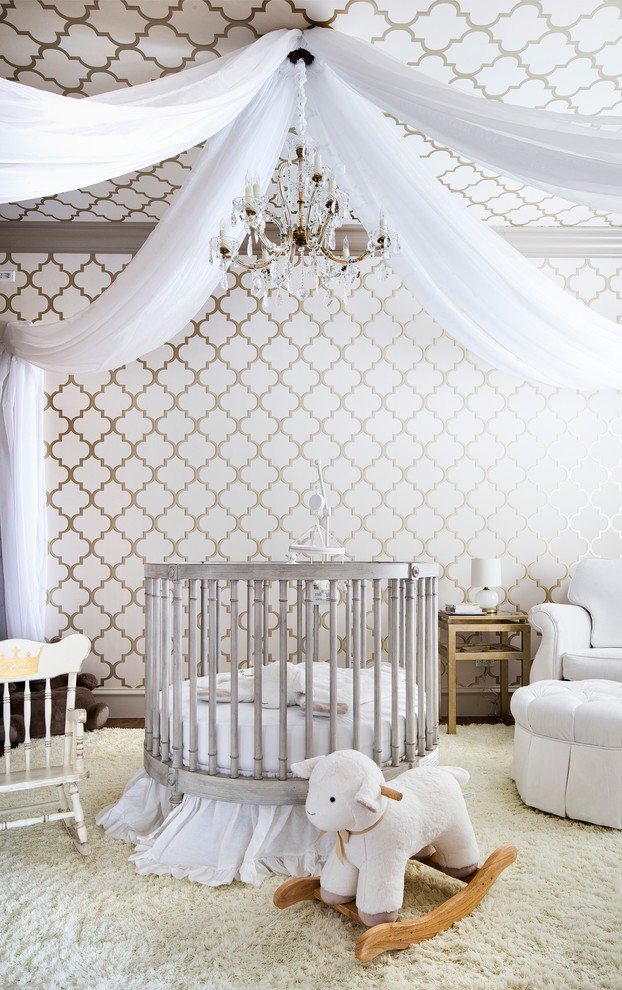 15 Dreamlike Mediterranean Nursery Decor Designs For The Newest Family Members