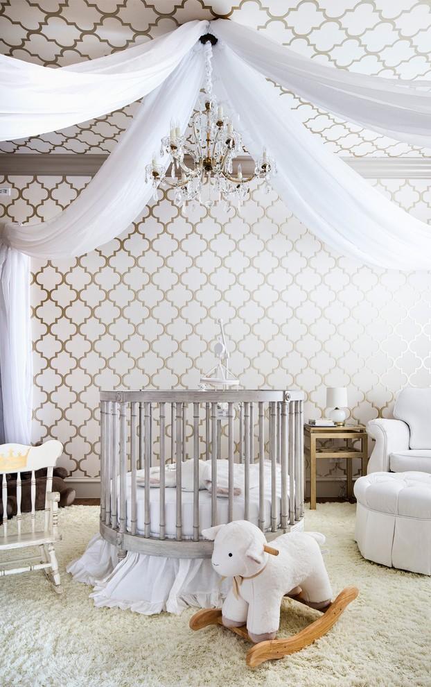 15 Dreamlike Mediterranean Nursery Decor Designs For The Newest Family Members