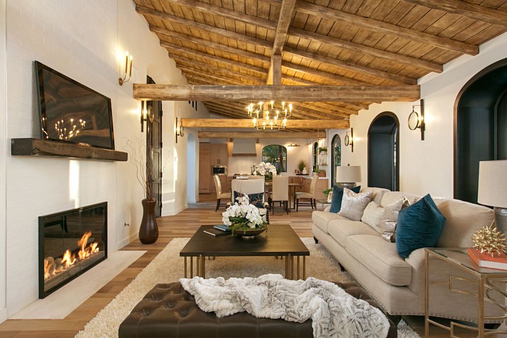15 Perfect Mediterranean Living Room Interiors Designed For Pleasure