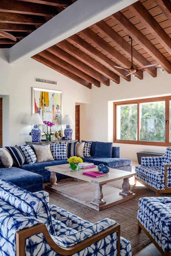 15 Perfect Mediterranean Living Room Interiors Designed For Pleasure