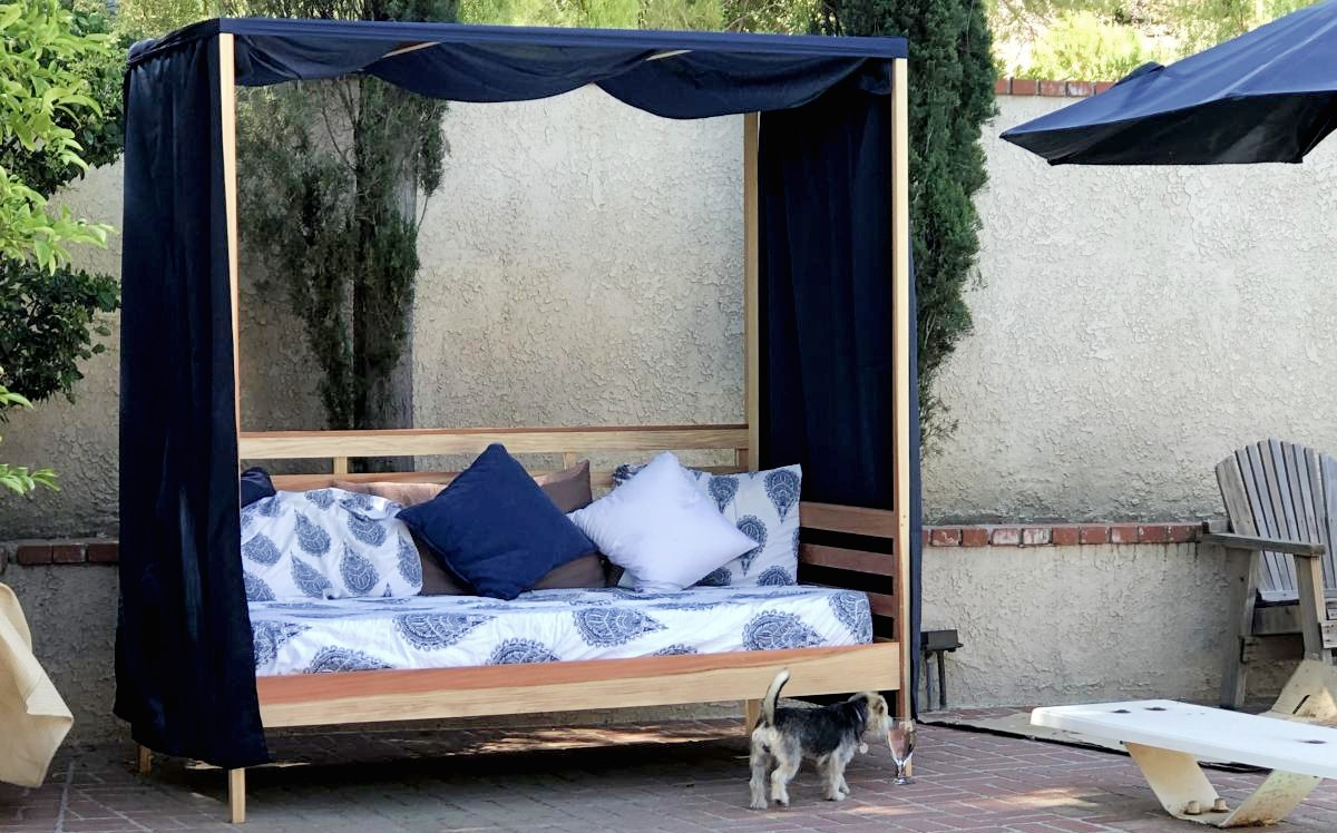 15 Wonderful DIY Patio Furniture Ideas You Must Make Real