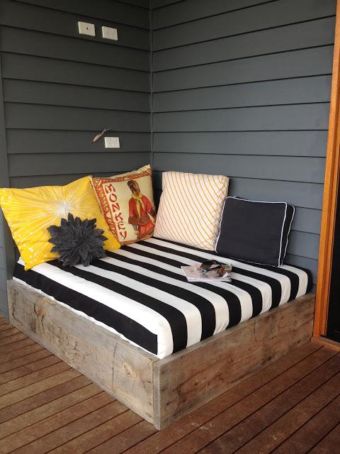 15 Wonderful DIY Patio Furniture Ideas You Must Make Real