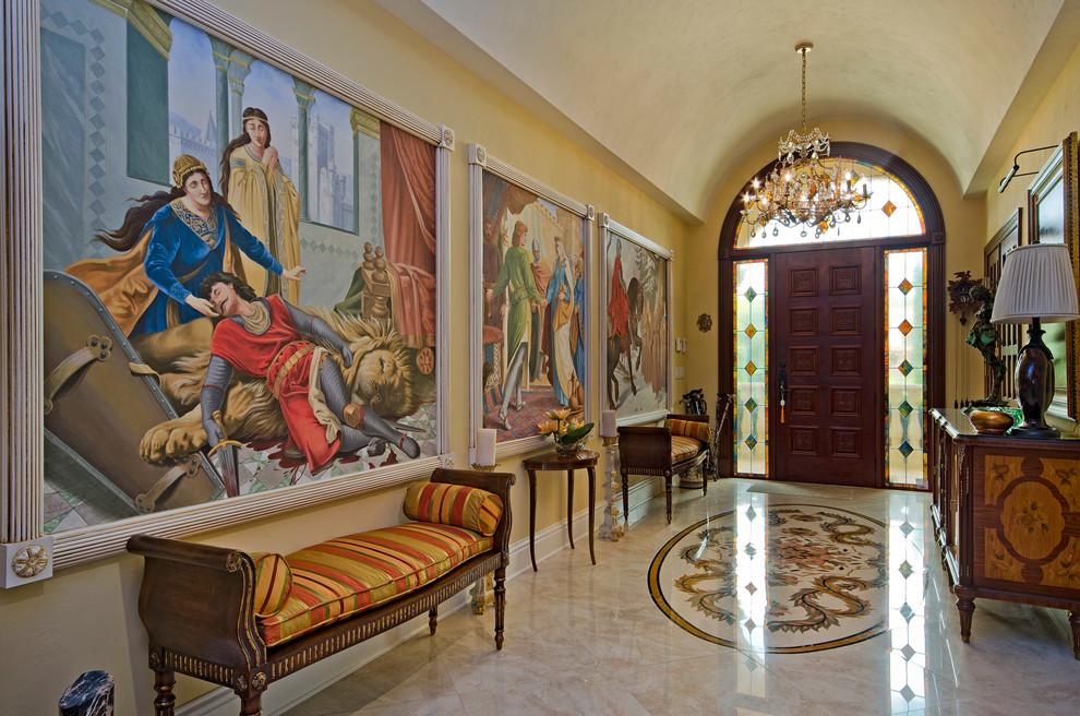 17 Outstanding Mediterranean Hallway Designs Youre Gonna Love