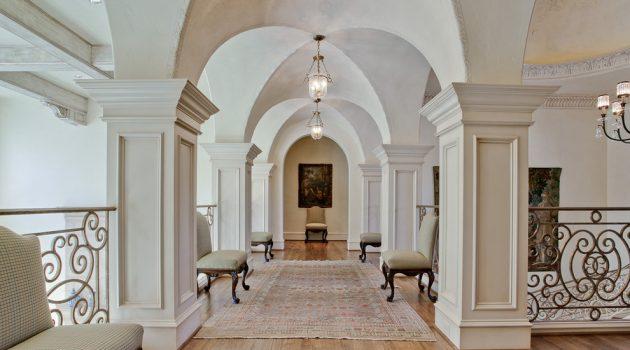 17 Outstanding Mediterranean Hallway Designs You're Gonna Love