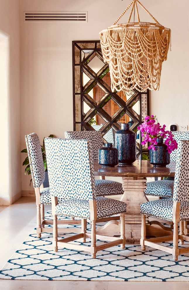 18 Spectacular Mediterranean Dining Room Designs You Must See