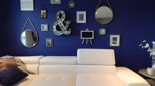 Get Rid of Blank Walls – Use Creative Wall Art