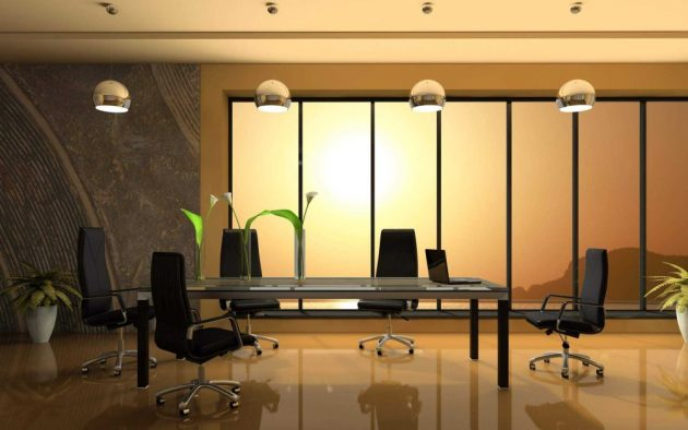 Ideas for Creating a Luxurious Office Space