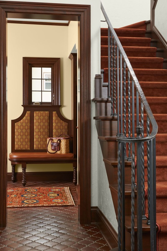 20 Astonishing Mediterranean Staircase Designs Your Home Needs