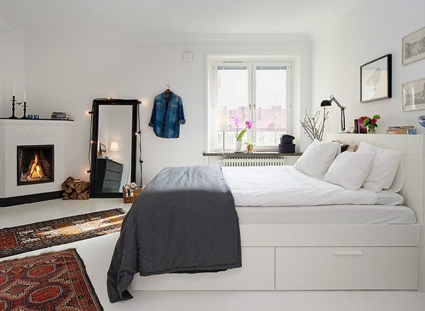 16 Gorgeous Small Bedrooms That Will Catch Your Eye