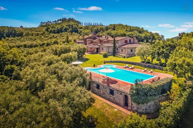 The Most Luxurious Places to Stay in Tuscany, Italy