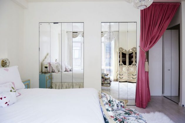 17 Brilliant Bedroom Mirrors That Are Worth Seeing