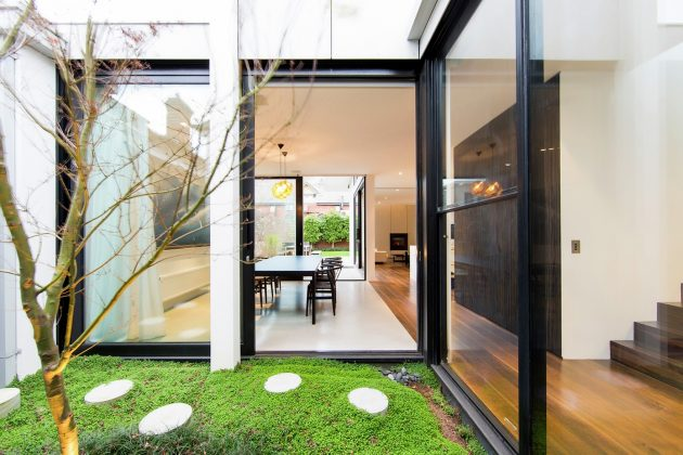 Armadale House 1 by Mitsouri Architects in Victoria, Australia