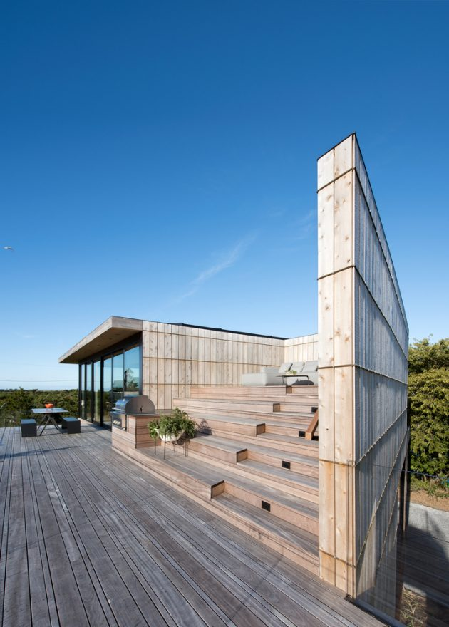 Atlantic House by Bates Masi + Architects in Amagansett, New York
