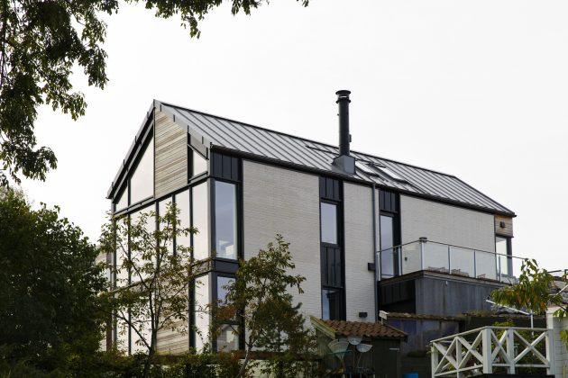 Bolig Ekstrand House by Borve Borchsenius Arkitekter in Telemark, Norway