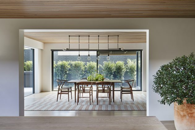 Central Park Road Residence by Studio Four Architects in Melbourne, Australia