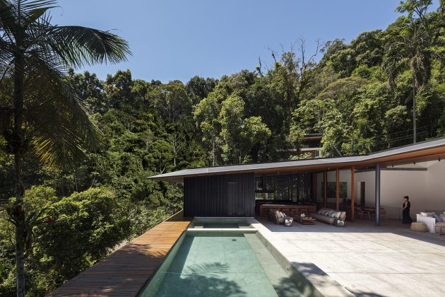 MH House by Jacobsen Arquitetura in Brazil