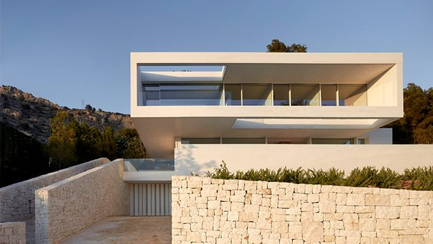Oslo House by Ramon Esteve Estudio in Alicante, Spain