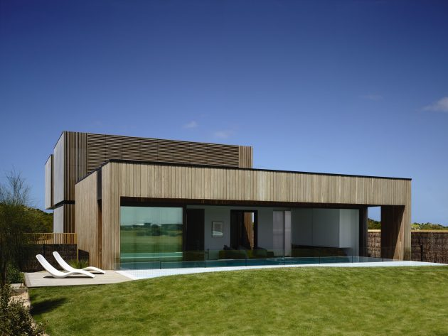 Torquay House by Wolveridge Architects in Victoria, Australia