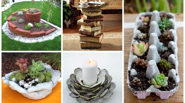 18 Brilliant DIY Decorations That You Can Make In Your Free Time