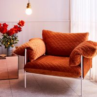 7 Statement Armchairs We Really Want to Curl Up In