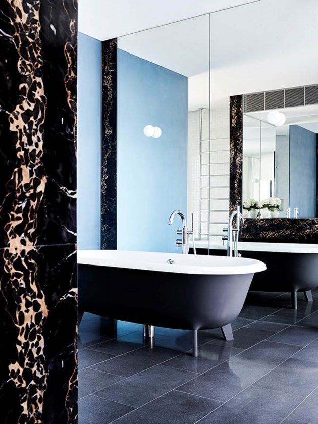 Brilliant Calming Blue Rooms You Will Fall in Love With