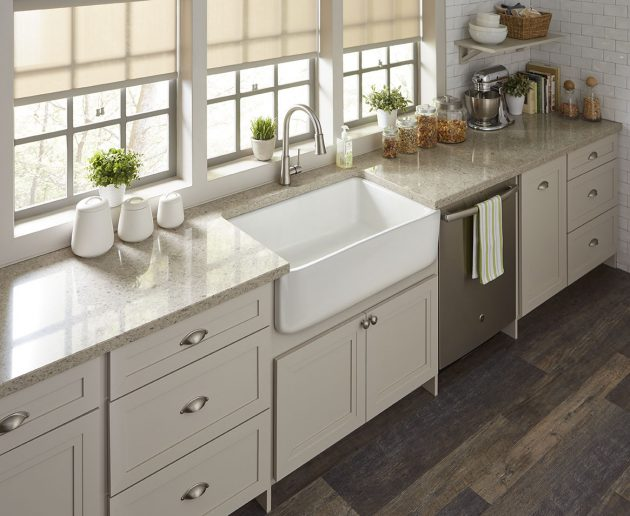 "Is LATOSCANA 33"" REVERSIBLE FIRECLAY SINK Good for Your Farmhouse?"