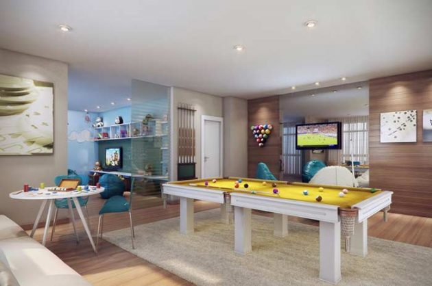 The Best Game Rooms That You Want Your Home to Have at This Moment
