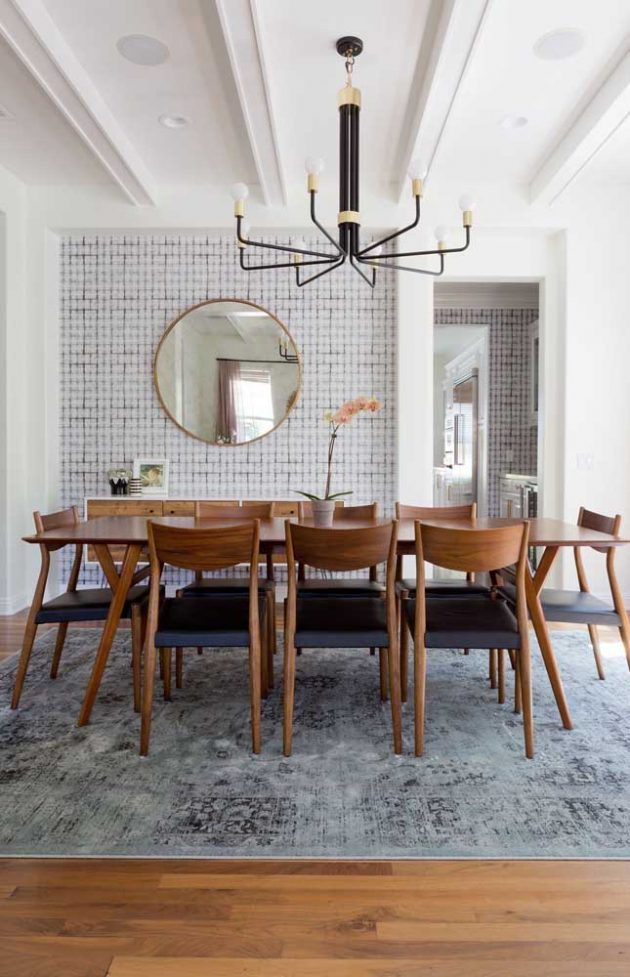 How To Choose The Best Dining Room Mirror Image Inspirations